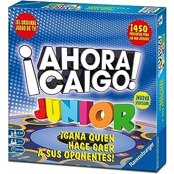 Ravensburger Ahora Caigo Junior-Juegos de Mesa (1): Amazon.es ...