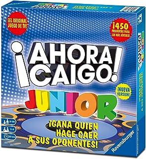 Ravensburger- Ahora Caigo Junior-Juegos de Mesa (1)
