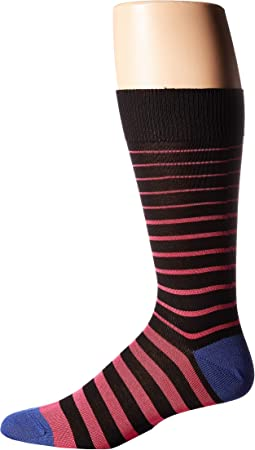 Cube Odd Stripe Sock