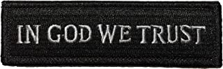 In God We Trust Morale Tactical Tab Patch 1