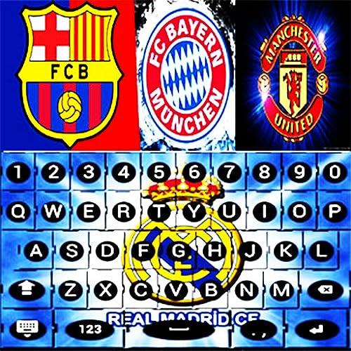 keyboard logo football clubs
