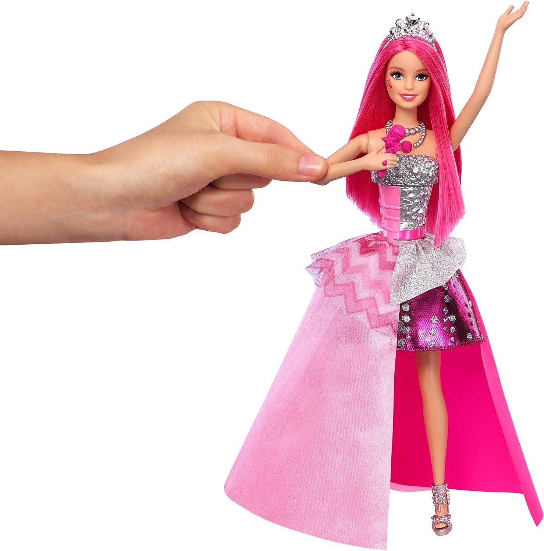 Nuevos productos de artículos novedosos. Barbie in Rock 'N Royals Spanish Singing Courtney Doll Doll Doll  tienda en linea