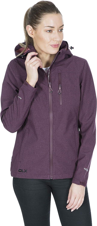 Trespass 休み Womens Ladies Claren 高額売筋 II Waterproof Softshell Jacket
