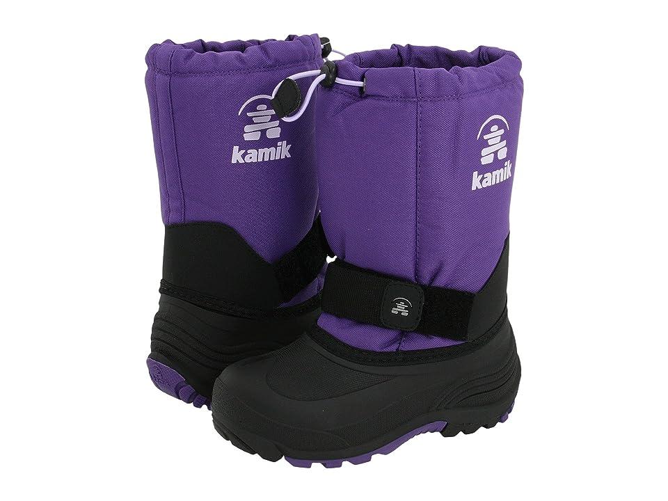 Kamik Kids Rocket (Toddler/Little Kid/Big Kid) (Purple) Girls Shoes
