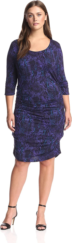 Lysse Women's Plus Size Marais Dress Watersnake Dress 3X