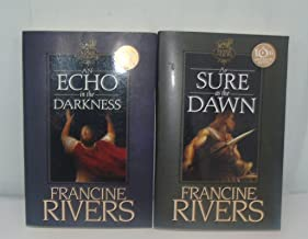 Author Francine Rivers Book Bundle - Includes Book Two and Three of The Mark Of The Lion Series: An ECHO in the Darkness a...