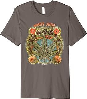 Mary Jane, Weed, vintage smoking art