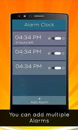 Alarm Clock free Wake up Timer