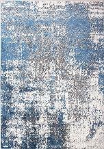 Amazon Co Uk Blue Grey Rug