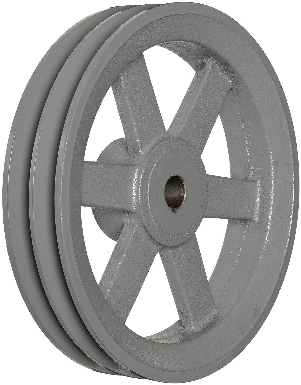 TB Austin Max 84% OFF Mall Woods 2BK45118 FHP Bored-to-size V-Belt Sectio B Sheave Belt