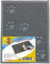 ANDALUS Cat Litter Mat | Small/Large/X-Large Size | Phthalate & BPA Free | Traps Messes | Scatter Control | Easy to Clean