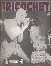 Spaceball Ricochet (music magazine), no. 14 (December 1991/January 1992): Pigface, Jesus Lizard, Dwarves, Arion Black, Monster Magnet, Nerve Twins, Todd Schwartz, Michael Amter, Clip the Daisies, etc.