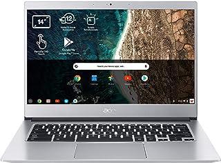 "Acer Chromebook 514 - Portátil 14"" FullHD (Intel Pentium N4200, 4GB RAM, 128GB eMMc, Intel UHD Graphics, Chrome OS), Color..."