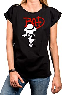 Michael JACKSON Bambini Unisex T-shirt-Costume Outfit Divertente THRILLER