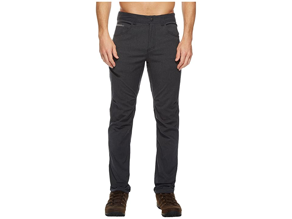 Royal Robbins Alpine Road Pants (Charcoal) Men