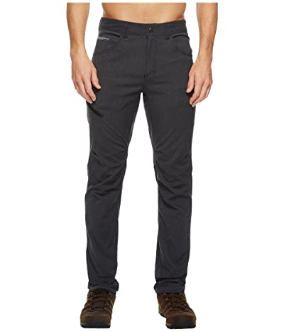 Royal Robbins Alpine Road Pants (Charcoal) Men