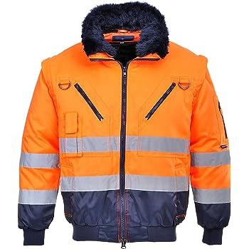 Goodyear impermeabile imbottito invernale giacca di tela 2X-Large 1 poliestere Black//Royal Blue