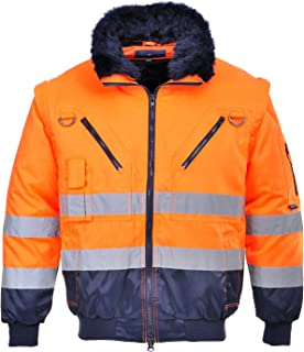 Hi-Vis chaqueta experimental Portwest PJ50 color talla 3 XL