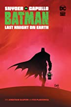 Batman Last Knight On Earth