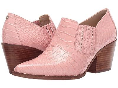 Sam Edelman Walton (Canyon Pink Kenya Croco Embossed Leather) Women