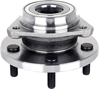SCITOO Compatible with Front Wheel Hub and Bearing Assembly 1999-2004 Jeep Grand Cherokee 5 Lug 513159