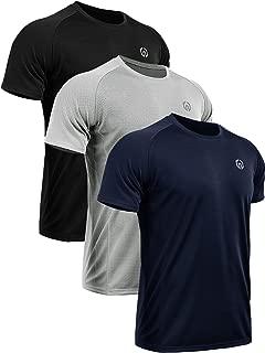 Men's Dry Fit Mesh Athletic Shirts