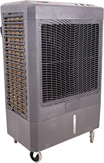 OEMTOOLS 23977 5,300 CFM 3 Speed Evaporative Cooler, 5300, Black