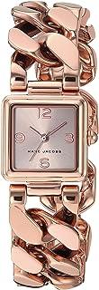 Marc Jacobs Women's MJ3603 Analog Quartz Rose Gold Watch