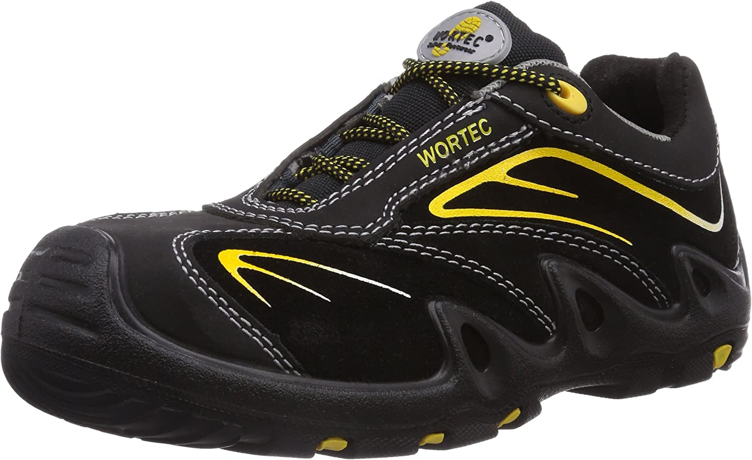 Wortec Unisex Adults' Harrison Low S3 Safety Trainers
