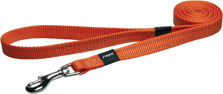 Rogz Utility Medium High order 5 8-Inch Reflective Fixed 6-ft Snake Bargain sale Do Long