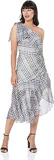 Cooper St Women's Wild Heart One Shoulder Dress, Print