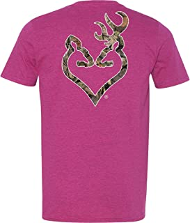 Best pink browning t shirts Reviews