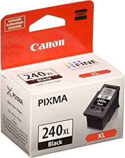 Canon PG-240 XL Black Ink Catridge Compatible to MG2120, MG3120, MG4120, MX512, MX432, MX372, MX522, MX452, MG3520, MG3620...
