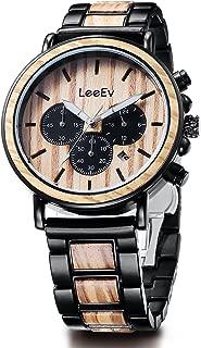 Best leeev wood watches Reviews