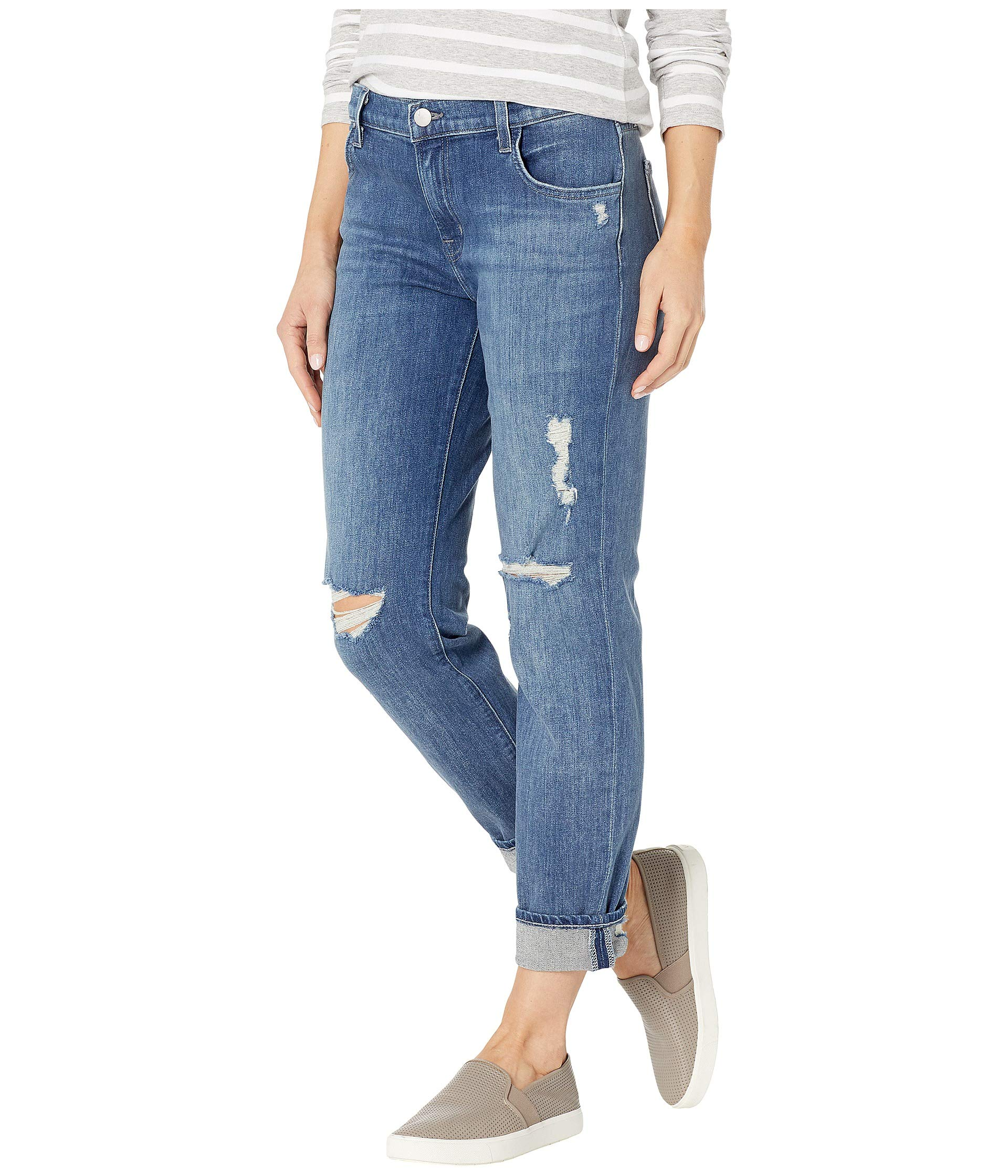 Mid Fit Johnny J rise Brand In Destruct Boy Jeans Redemption qPB41Ewx