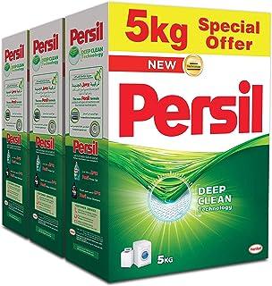 Persil Low Foam Powder, 3 x 5 kg