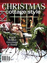 CHRISTMAS COTTAGE STYLE 2018 Magazine Holiday Decorating 2018 (Warm Holiday Greetings at Home)