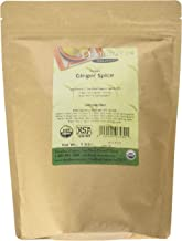 Davidson's Tea Ginger Spice, Bulk Tea, 16 Ounce