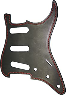 Best leather pickguard stratocaster Reviews