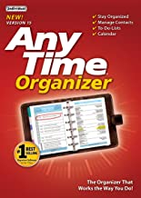 AnyTime Organizer Standard 15 - Free 14-Day Trial [Download]