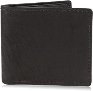 Genuine Bison/Buffalo Leather Bifold Wallet Handmade