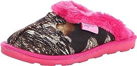 Fleece Slide Slippers
