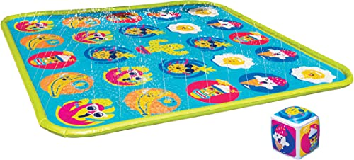 """new arrival BANZAI 64"""" Inch online sale Playmat and popular Twist Challenge Game outlet online sale"""