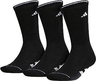 Mens Cushioned Crew Socks (3-pair)