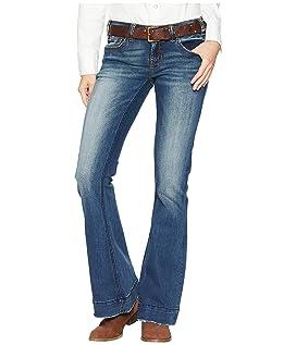 Trouser Jeans in Dark Vintage W8-7683