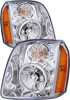 Best 2008 gmc yukon headlights Reviews