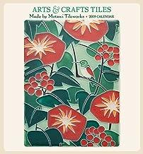 Arts & Crafts Tiles: Motawi 2019 Mini Wall Calendar