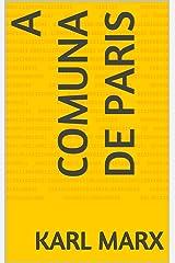 A Comuna de Paris eBook Kindle