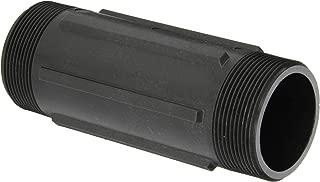 Banjo NIP200-6 Polypropylene Pipe Fitting, Nipple, Schedule 80, 2