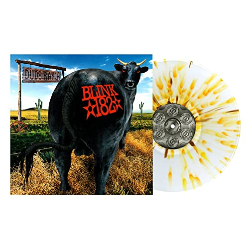 Dude Ranch (Limited Edition Clear w/ Orange and Brown Splatter Colored Vinyl)